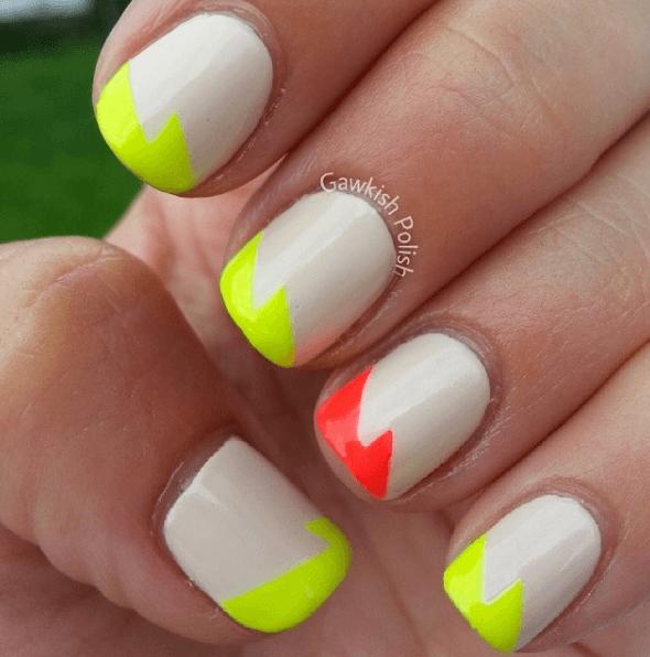 Cute Nail Designs For Spring Break 5 Cute Nail Ide...