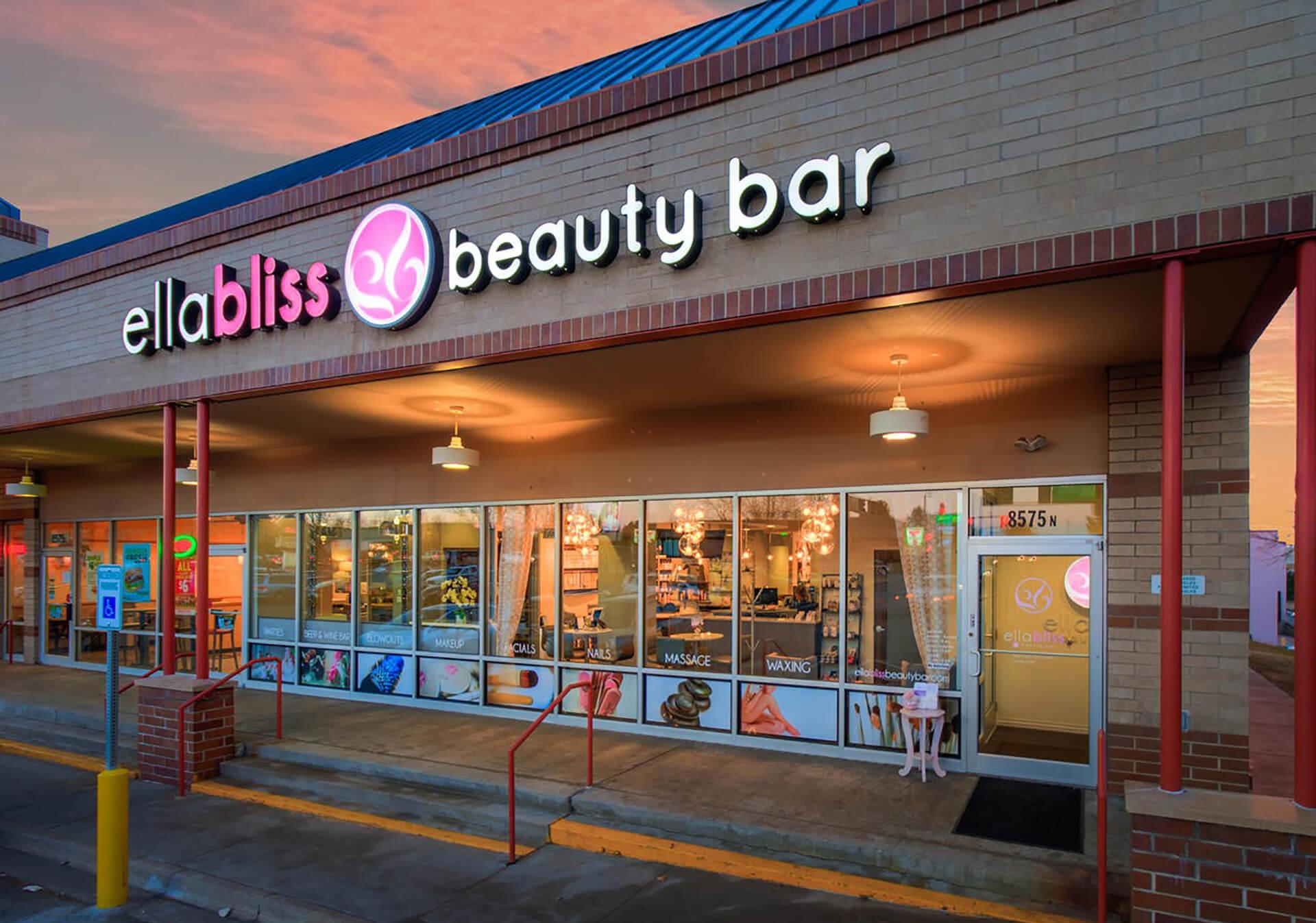 Beauty Bar Salon and Spa Denver & Greenwood Village | Ella Bliss