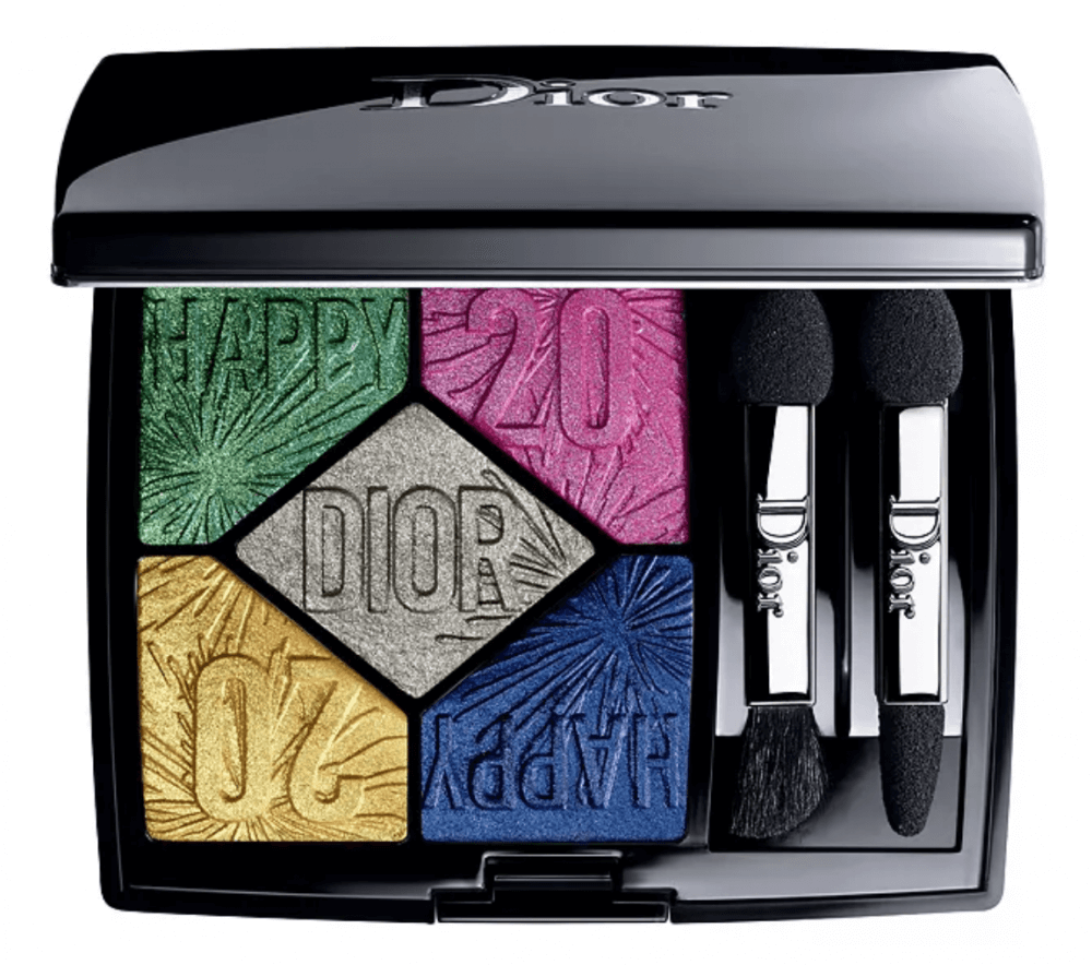 Dior's 5 Couleurs Couture Eyeshadow Palette Happy 2020