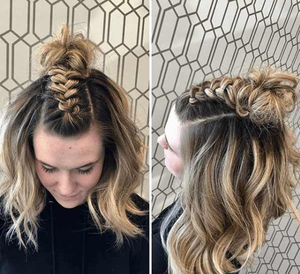 chunky braid