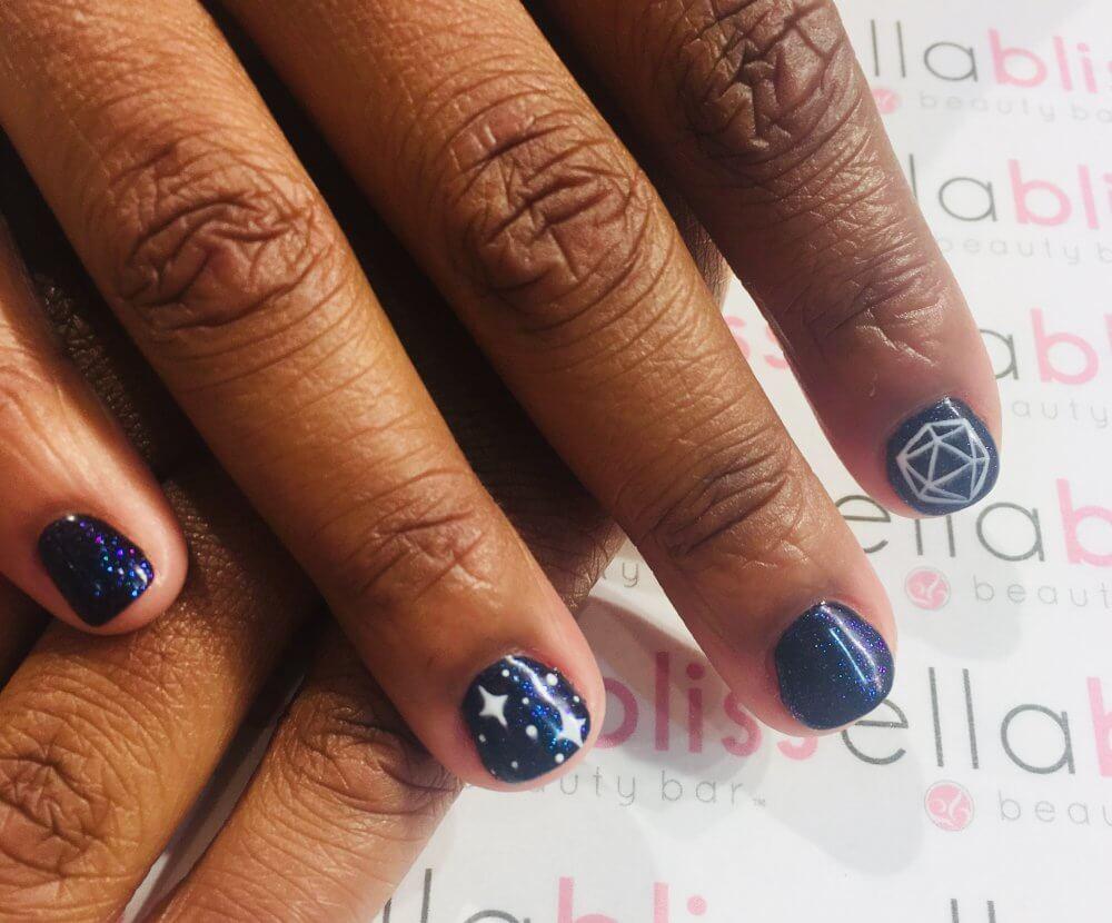 odesza nails by monique