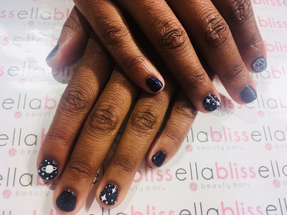 odesza nails by monique 2